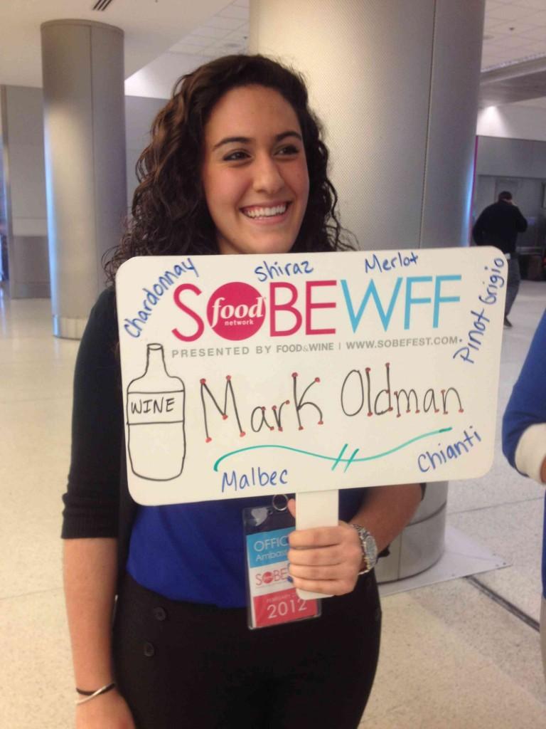 Mark Oldman at SOBEWFF