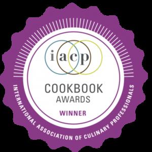 IACP Cookbook Winner