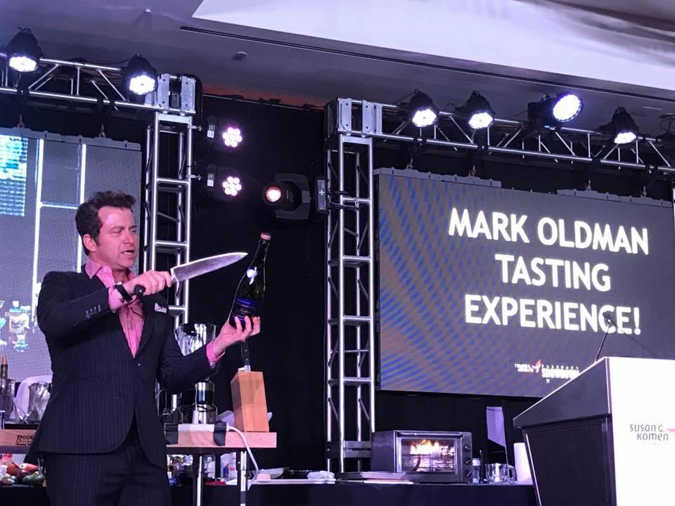 Mark oldman EXPERIENCE save