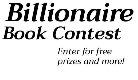 Billionaire Book Contest