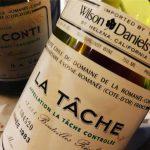 La Tache from Domaine de la Romanee Conti