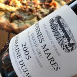 incredible 2005 Bonnes Mares Dujac goodbye bottle