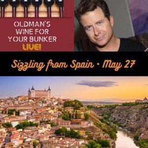 Virtual Wine Tastings: Sizzlin' from Spain