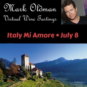 Italy Mi Amore | Mark Oldman Virtual Wine Tastings