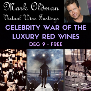 Celebrity War of the Luxury Red Wines